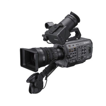 Cine PXW-FX9 - Isométrica VF