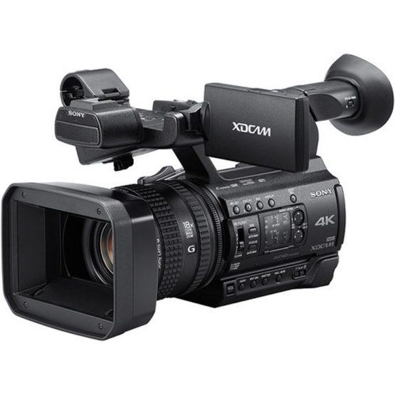 Camcorder Z150 Sony - Isométrica